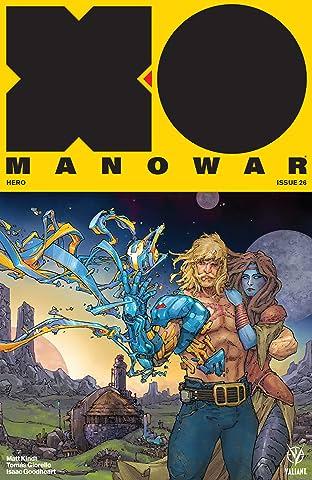 X-O Manowar (2017) #26
