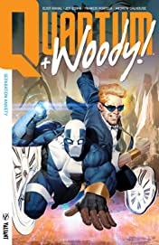Quantum and Woody (2017) Vol. 2: Separation Anxiety Vol. 2