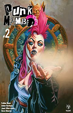 Punk Mambo #2