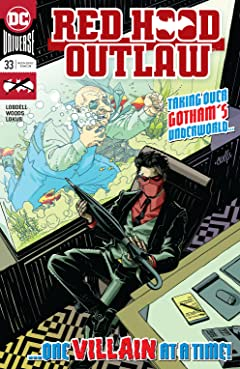 Red Hood: Outlaw (2016-) #33
