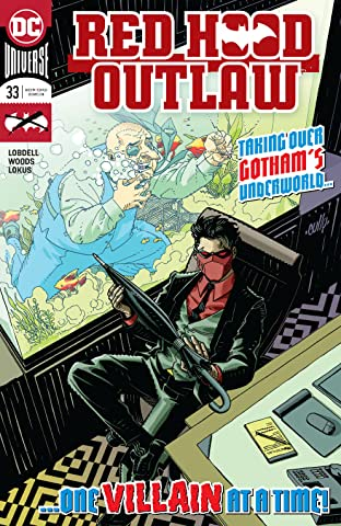 Red Hood and the Outlaws (2016-) No.33