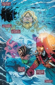 Aquaman (2016-) #47