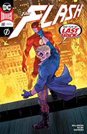 The Flash (2016-) #68