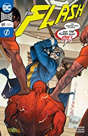 The Flash (2016-) #69