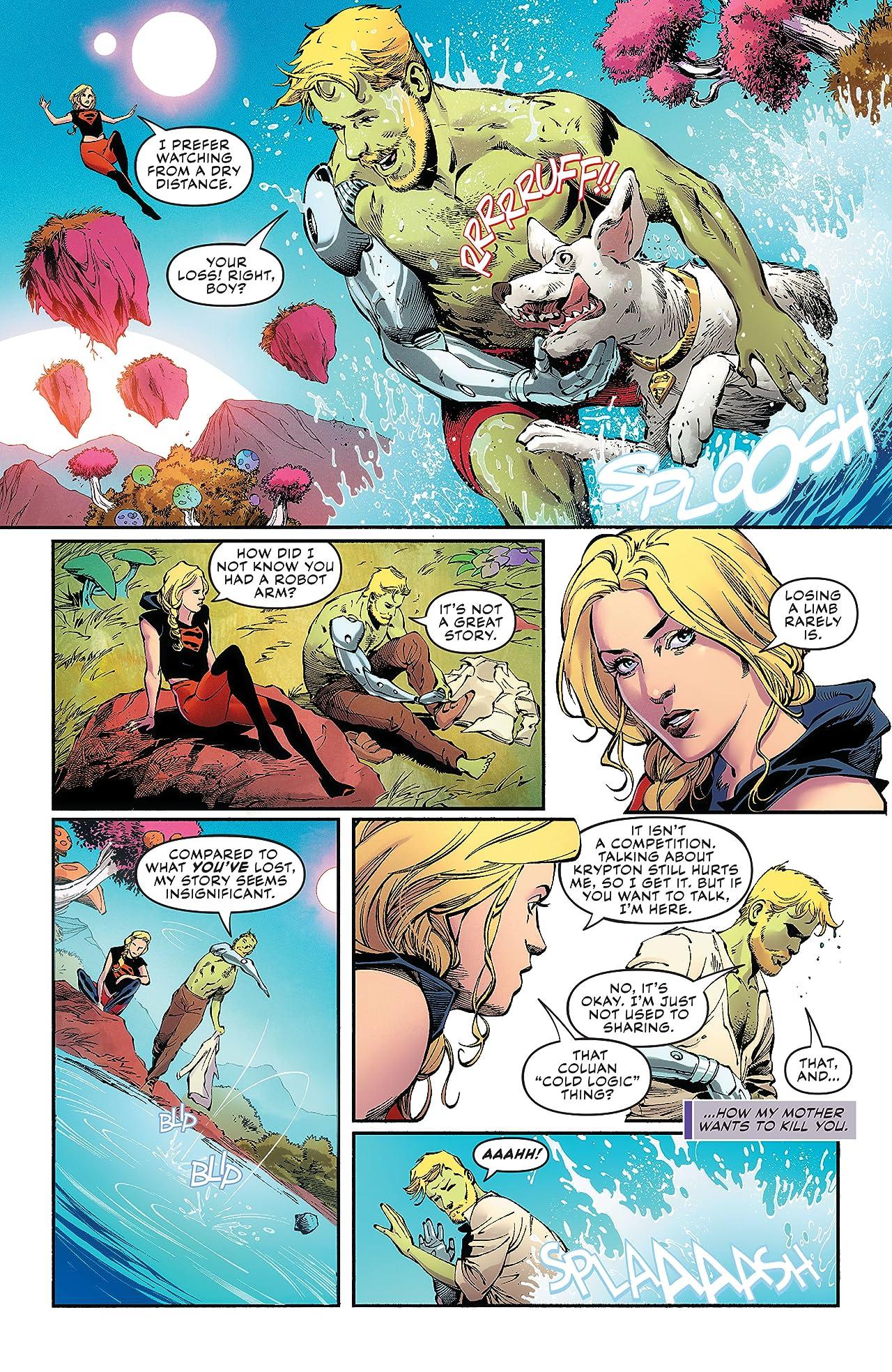 Supergirl (2016-) No.29