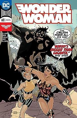 Wonder Woman (2016-) #68
