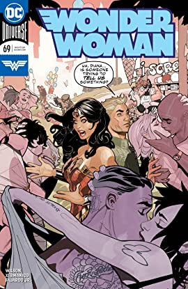 Wonder Woman (2016-) #69