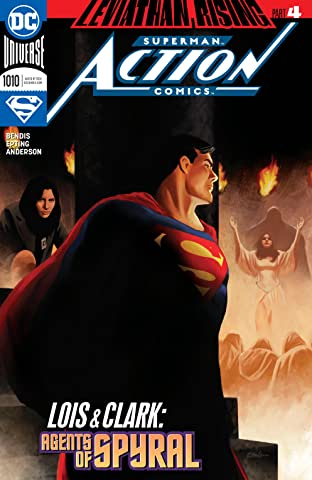 Action Comics (2016-) No.1010