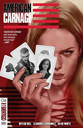 American Carnage (2018-) #6