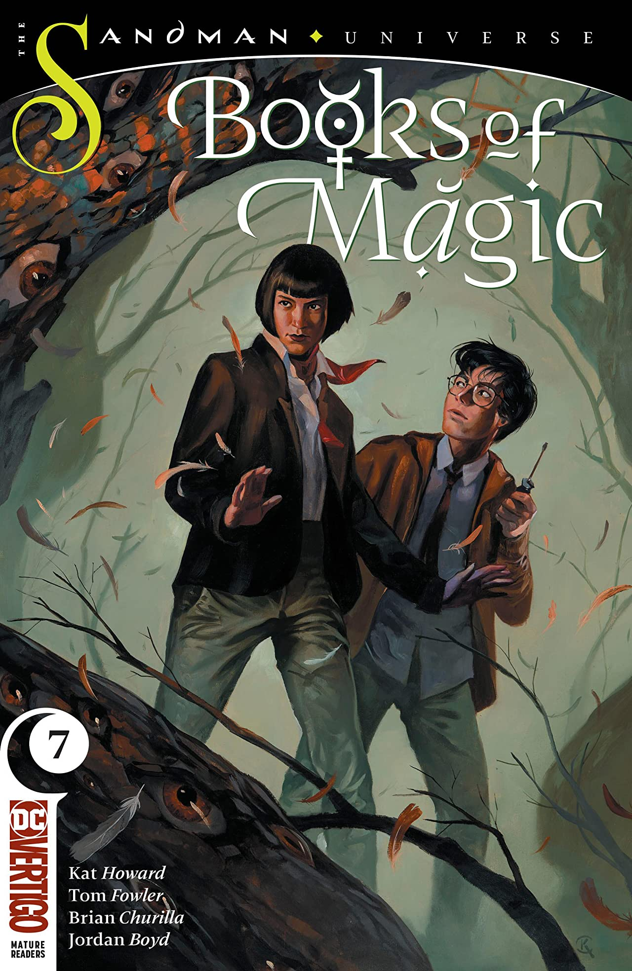 Books of Magic (2018-) No.7