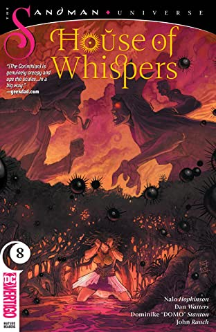 House of Whispers (2018-) #8