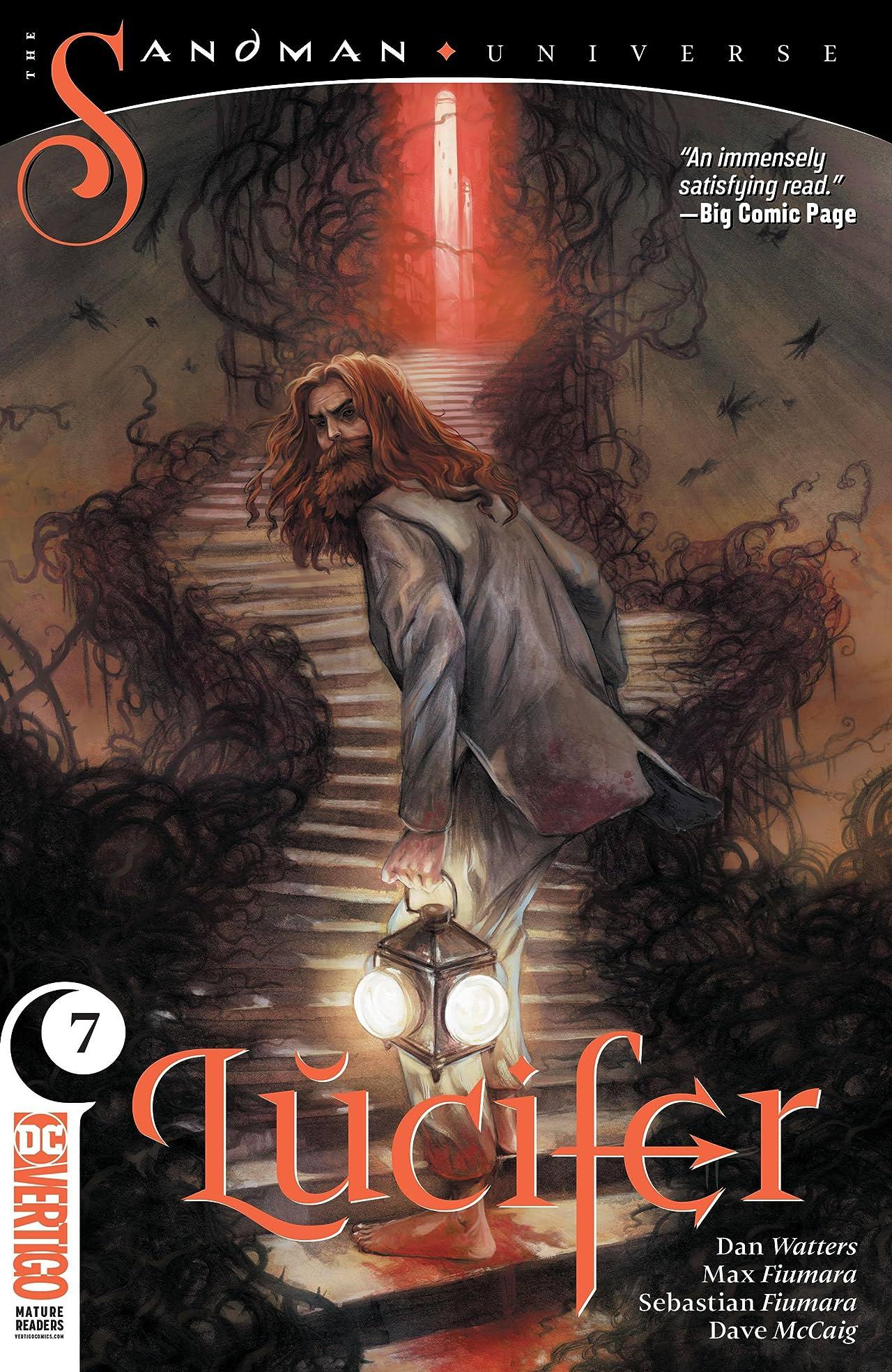 Lucifer (2018-) No.7