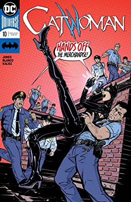Catwoman (2018-) #10