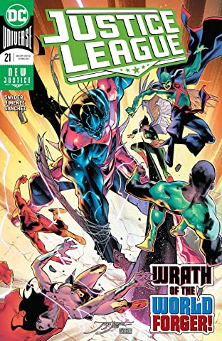 Justice League (2018-) No.21