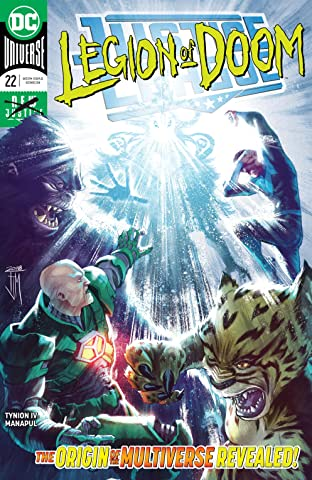 Justice League (2018-) No.22