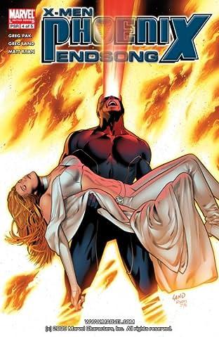 X-Men: Phoenix Endsong #4