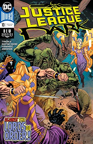Justice League Dark (2018-) #10
