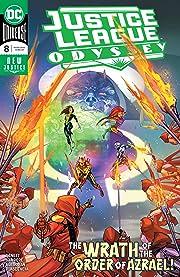 Justice League Odyssey (2018-) #8