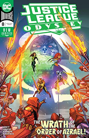 Justice League Odyssey (2018-) No.8