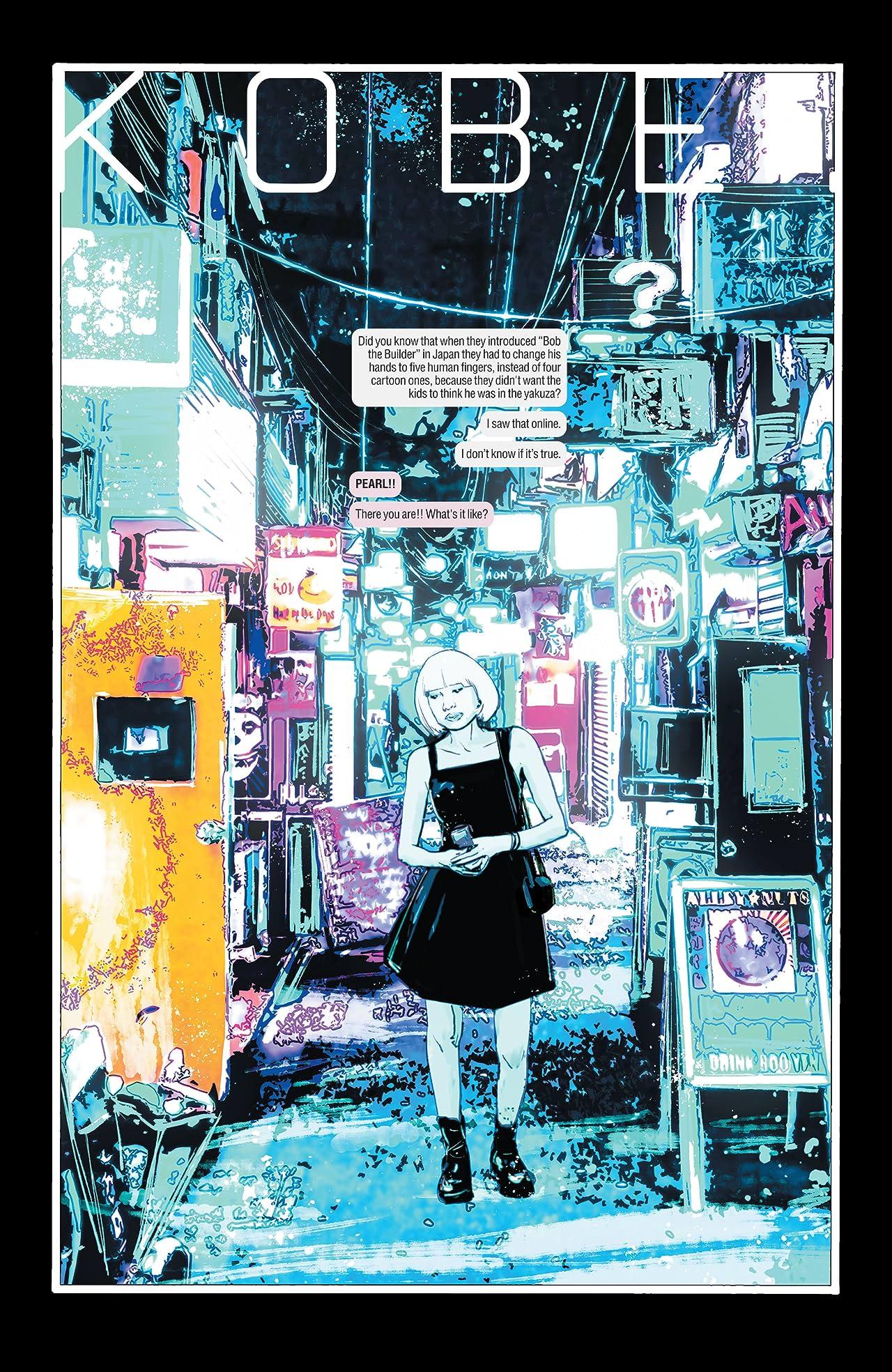 Pearl (2018-) #8