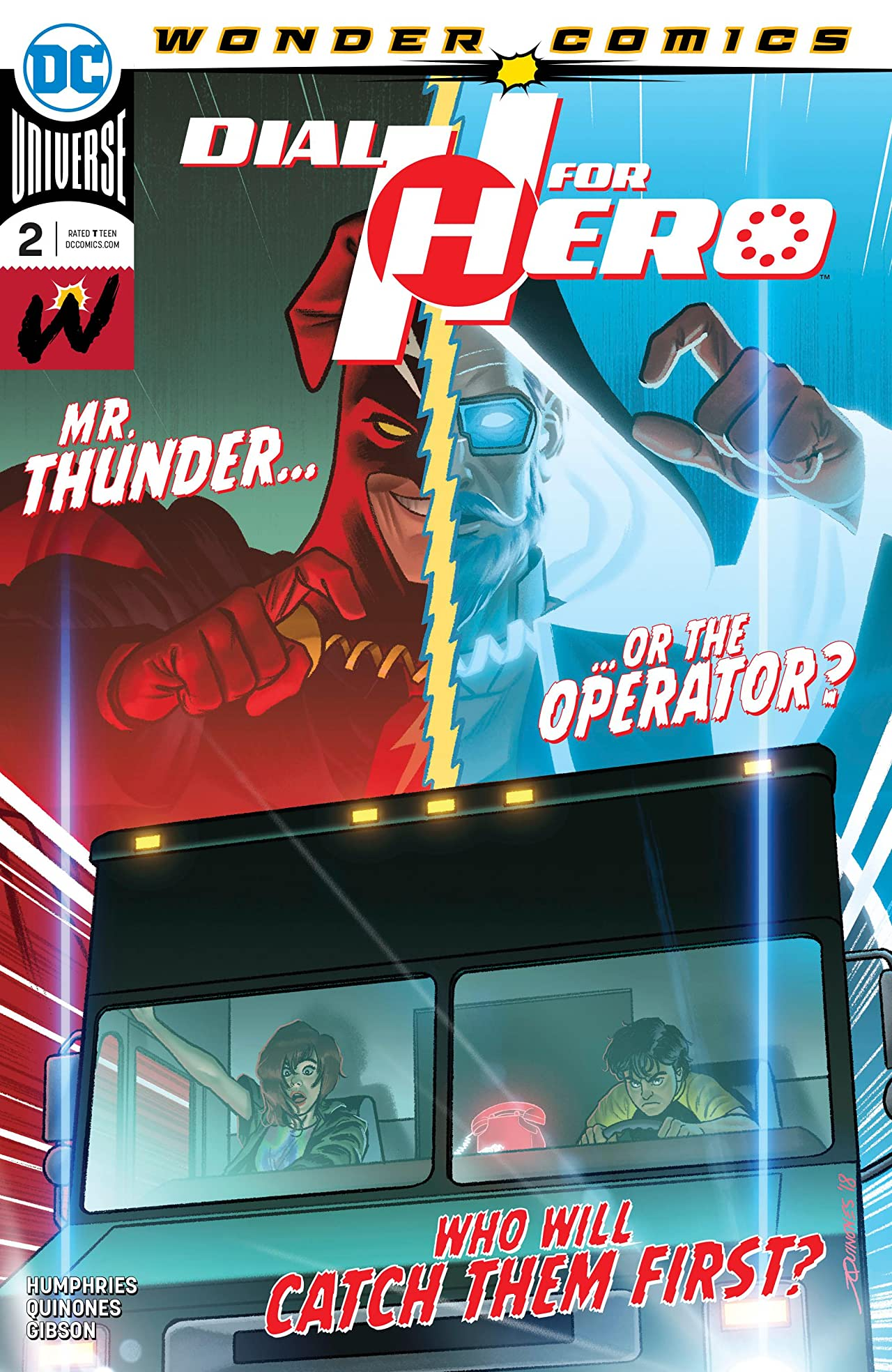 Dial H for Hero (2019-) #2