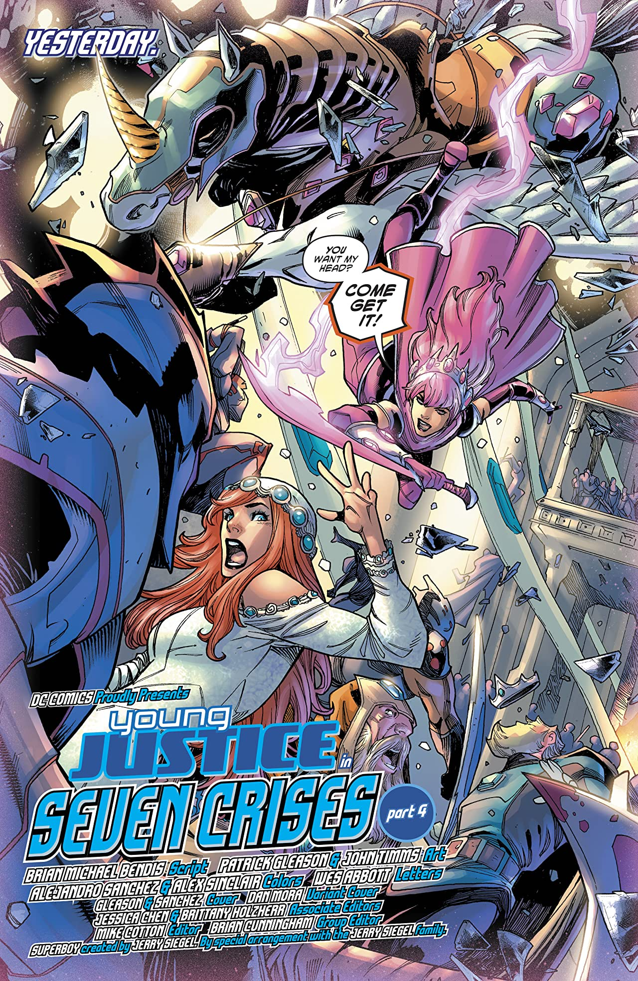 Young Justice (2019-) #4