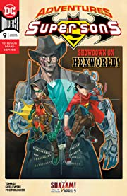 Adventures of the Super Sons (2018-2019) No.9