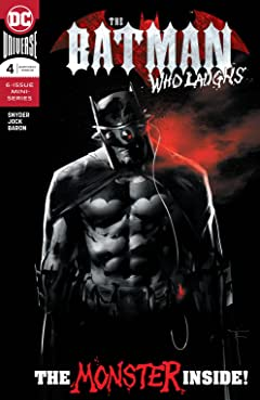 The Batman Who Laughs (2018-) #4