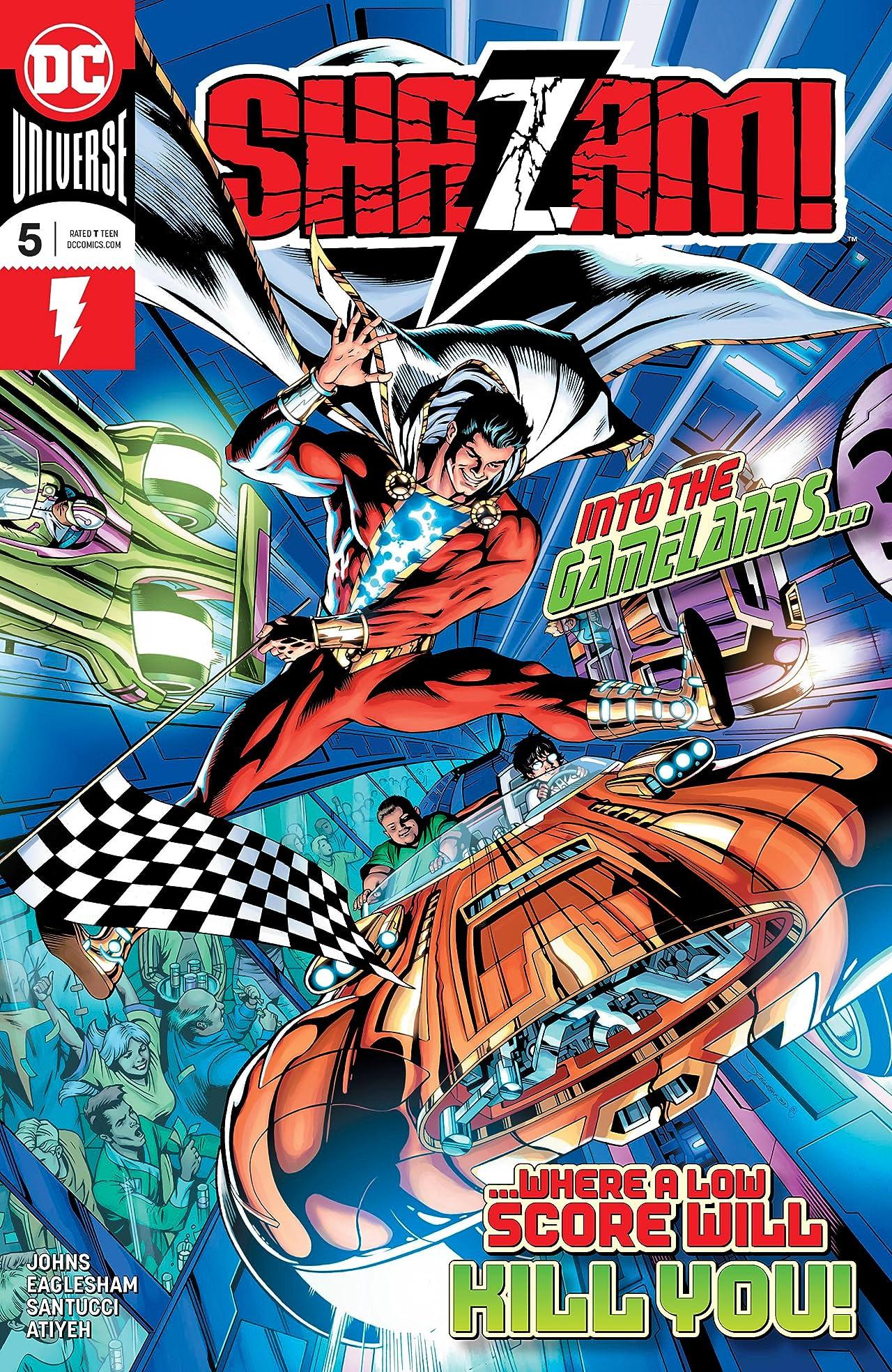Shazam! (2018-) #5