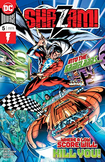 Shazam! (2018-) No.5