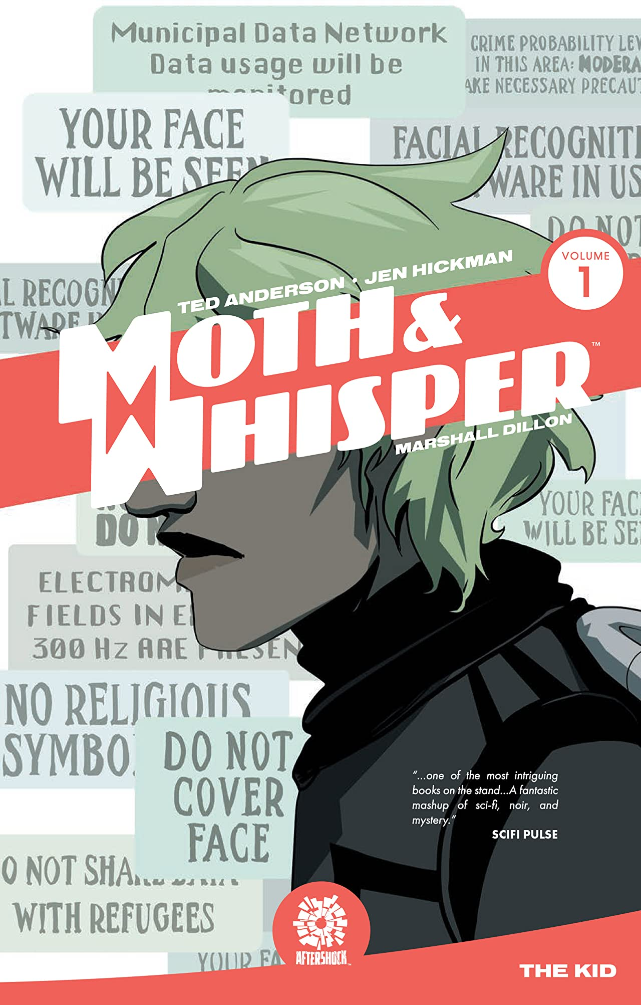 Moth & Whisper Tome 1: The Kid
