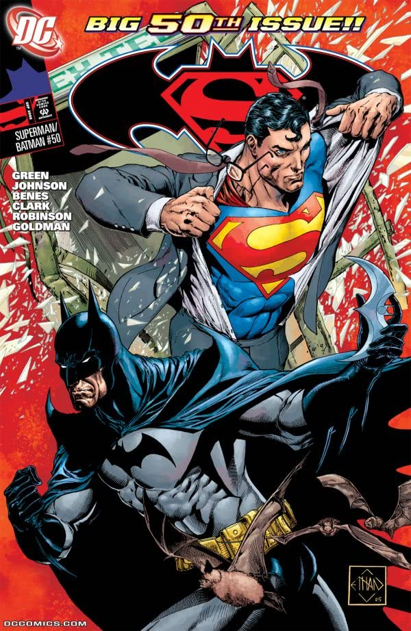 Superman/Batman #50
