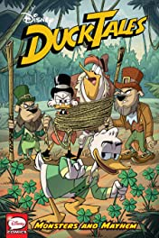 DuckTales: Monsters and Mayhem