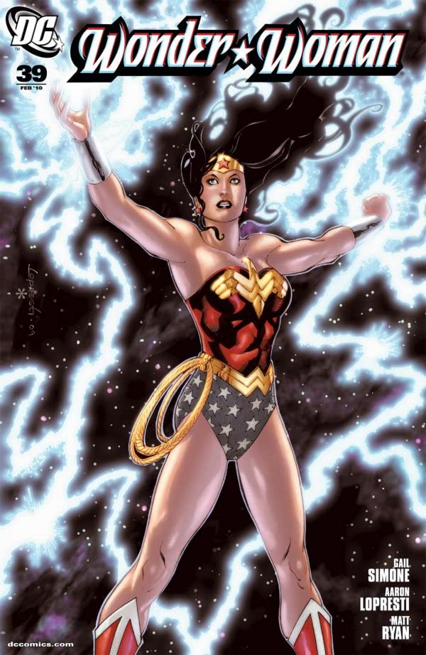 Wonder Woman (2006-2011) #39
