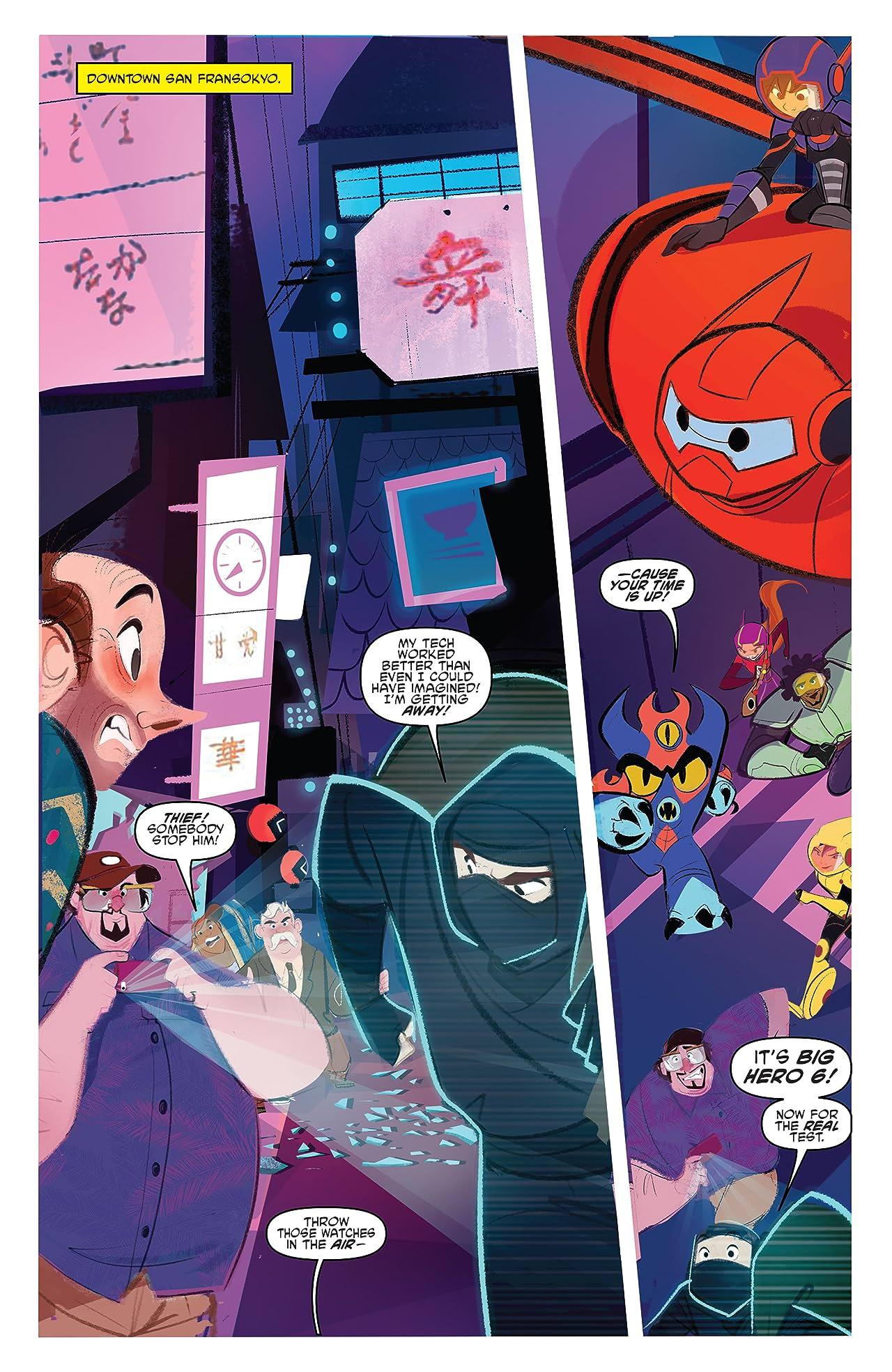 Big Hero 6: The Series #2