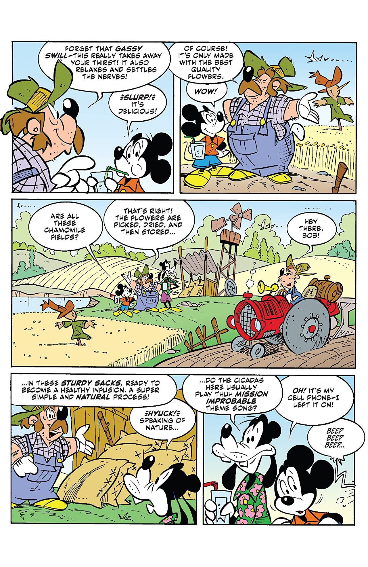 Disney Comics and Stories #5