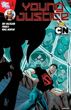 Young Justice (2011-2013) #1