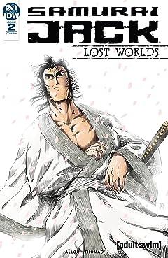 Samurai Jack: Lost Worlds #2