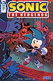 Sonic The Hedgehog (2018-) #17