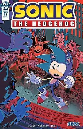 Sonic The Hedgehog (2018-) #17