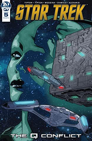 Star Trek: The Q Conflict No.5 (sur 6)