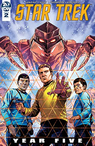 Star Trek: Year Five No.2