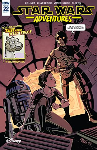 Star Wars Adventures #22