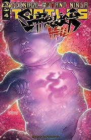 Teenage Mutant Ninja Turtles: Shredder in Hell #4 (of 5)