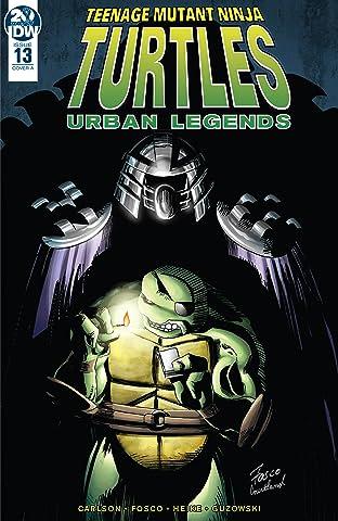 Teenage Mutant Ninja Turtles: Urban Legends #13