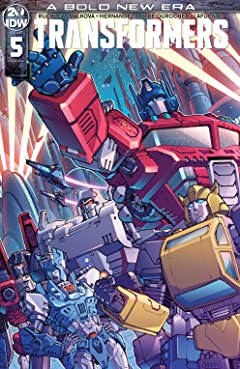 Transformers (2019-) #5