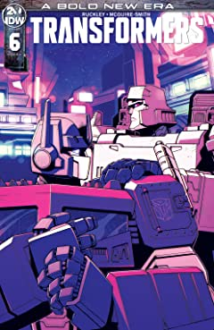 Transformers (2019-) #6