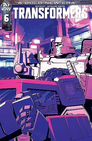 Transformers (2019-) No.6