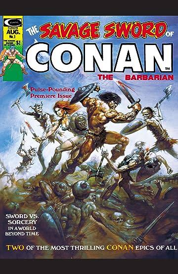 Savage Sword Of Conan (1974-1995) #1