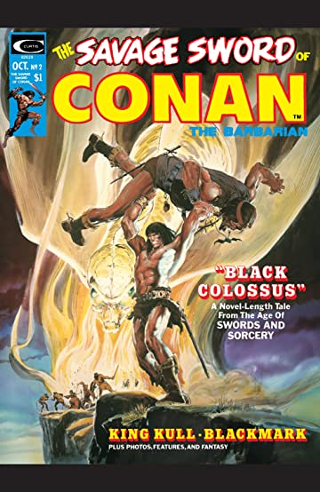 Savage Sword Of Conan (1974-1995) #2